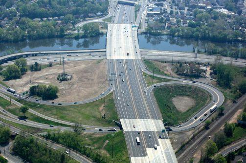 1_Route 21 Interchange ramp improvements & C-D roads