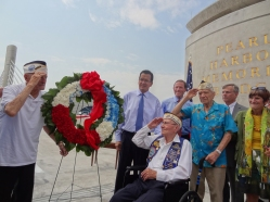 4 Opening Celebration Pearl Harbor Survivors
