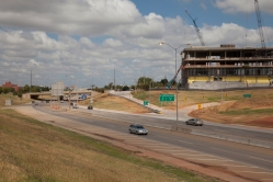 I-235 and Harrison Ave._Sept. 9