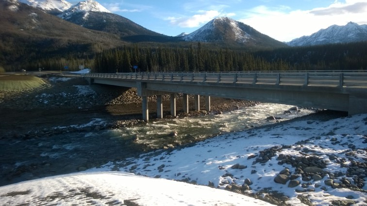 Parks Hwy MP 237 Riley Creek Bridge Replacement CMGC