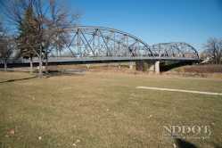 completion of the $4.6 million major rehabilitation project on the Sorlie Bridge that spans the Red River and connects the cities of Grand Forks, North Dakota to East Grand Forks, Minnesota. Including bridge rehabilitation, painting, modern lighting, pavement markings and other improvements.