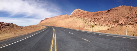 US 89 open again March 2015