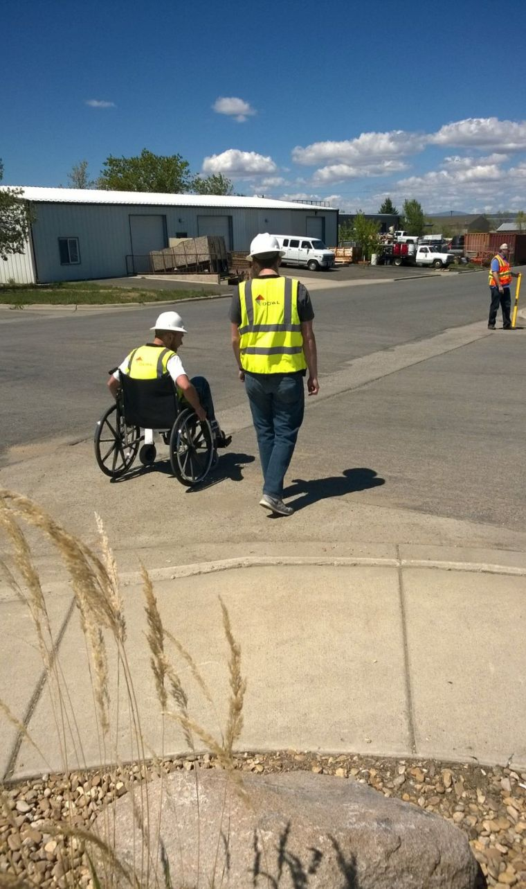 Montana DOT's Montana Accessibility Inventory and Investment Program