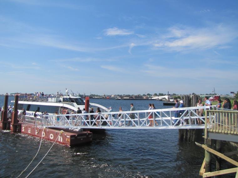 Providence-Newport Ferry--Rhode Island DOT