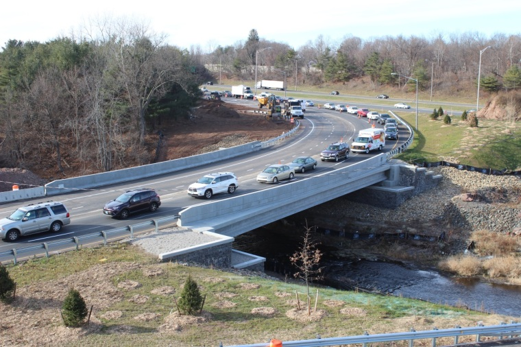 Replacement of Bridge #05234--Connecticut DOT