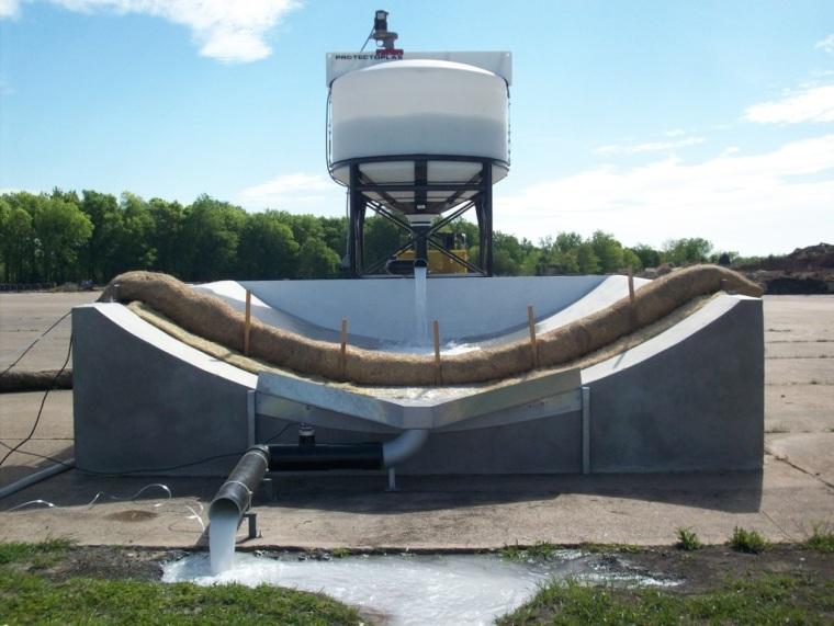 Texas DOT's Erosion & Sediment Control Materials Testing Program