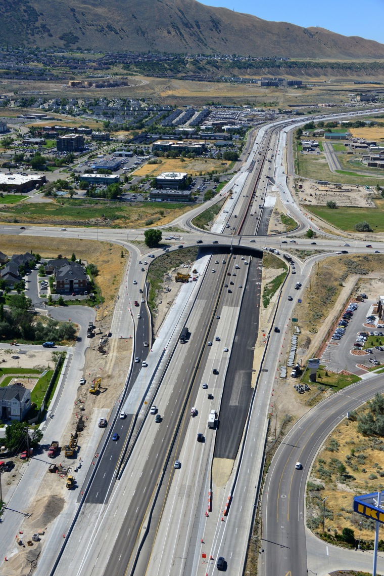 Utah DOT's I-15 Point Project
