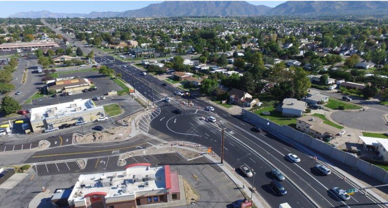 Utah DOT's Layton ThruTurns & I-15 Interchange Project.png