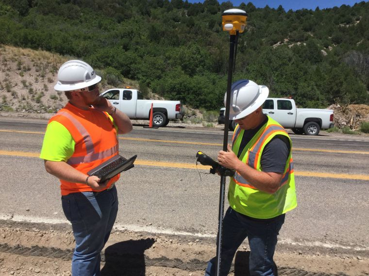 Utah DOT's SR-20; Passing Lane Intelligent Design & Construction Project