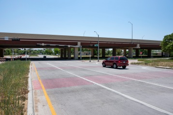 US 175 and SM Wright Freeway